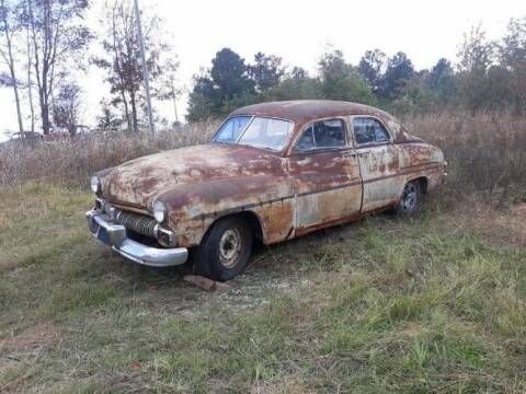 1950 Mercury Monterey for sale at Classic Car Deals in Cadillac MI
