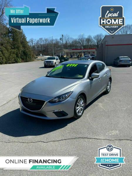 2014 Mazda MAZDA3 for sale at Washington Auto Repair in Washington NJ