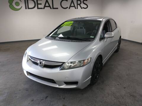 2009 Honda Civic for sale at Ideal Cars Apache Junction in Apache Junction AZ