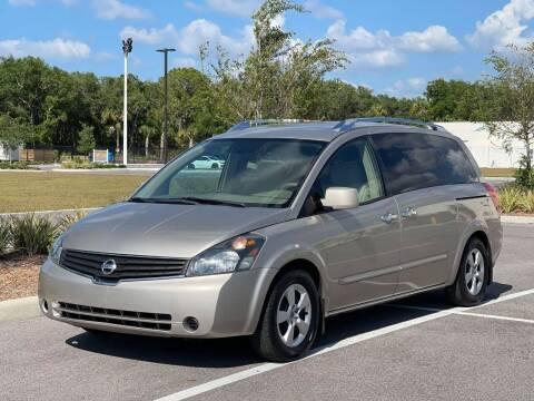 2007 Nissan Quest for sale at GENESIS AUTO SALES in Port Charlotte FL