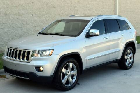 2011 Jeep Grand Cherokee for sale at Raleigh Auto Inc. in Raleigh NC