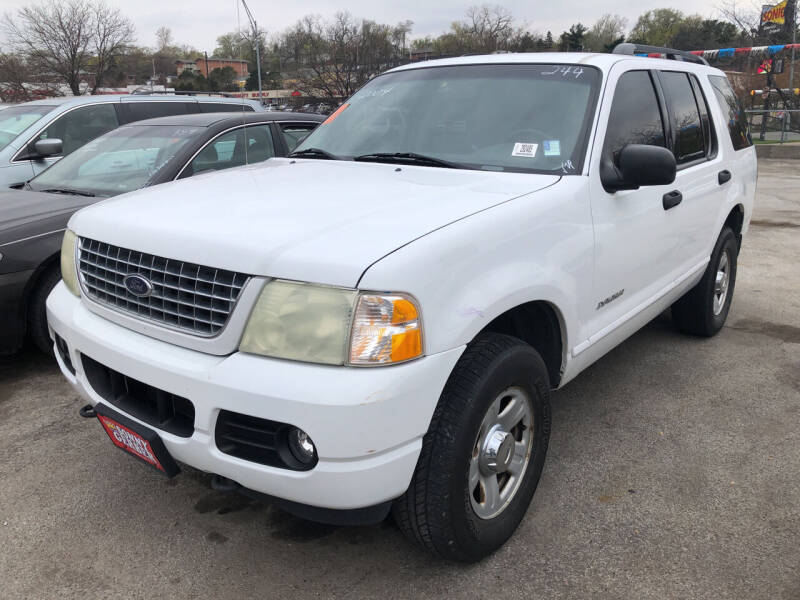 2004 Ford Explorer for sale at Sonny Gerber Auto Sales in Omaha NE