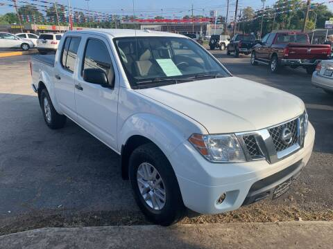 2018 Nissan Frontier for sale at Rutledge Auto Group in Palestine TX