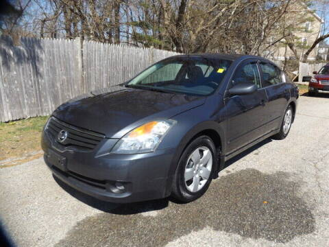 2008 Nissan Altima for sale at Wayland Automotive in Wayland MA
