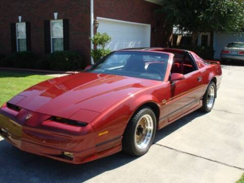 1987 Pontiac Firebird for sale at Classic Car Deals in Cadillac MI