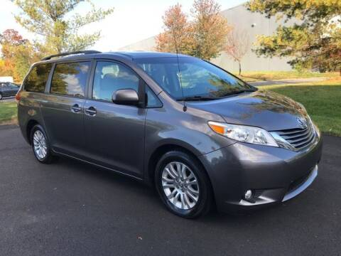 2014 Toyota Sienna for sale at SEIZED LUXURY VEHICLES LLC in Sterling VA