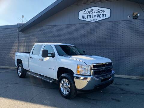 2014 Chevrolet Silverado 2500HD for sale at Collection Auto Import in Charlotte NC