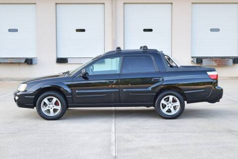 2006 Subaru Baja for sale at Automotion Of Atlanta in Conyers GA