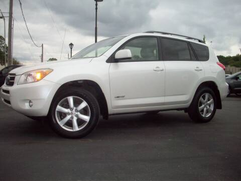 2007 Toyota RAV4 for sale at Whitney Motor CO in Merriam KS