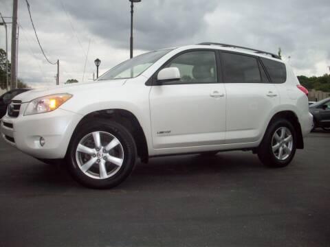 2007 Toyota RAV4 for sale at Whitney Motor CO in Merriam KS