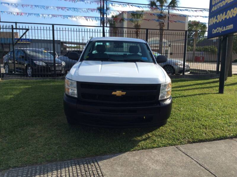 2013 Chevrolet Silverado 1500 for sale at Car City Autoplex in Metairie LA