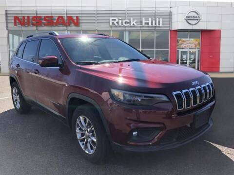 2019 Jeep Cherokee for sale at Rick Hill Auto Credit in Dyersburg TN