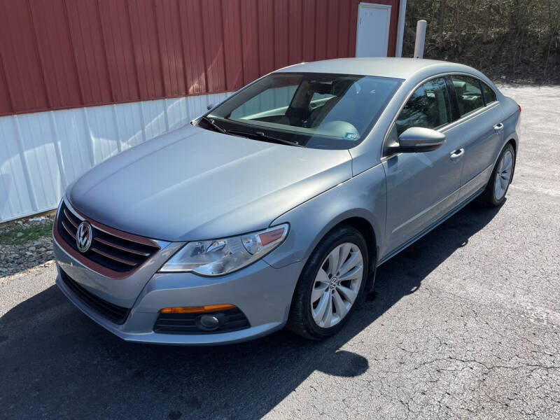 2010 Volkswagen CC for sale at North East Locaters Auto Sales in Indiana PA