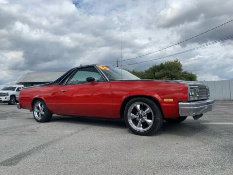 1985 Chevrolet El Camino for sale at Access Auto Wholesale & Leasing in Lowell IN