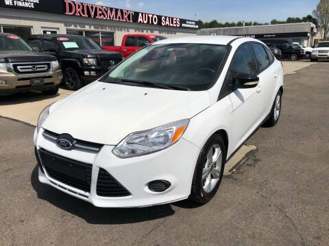2014 Ford Focus for sale at DriveSmart Auto Sales in West Chester OH