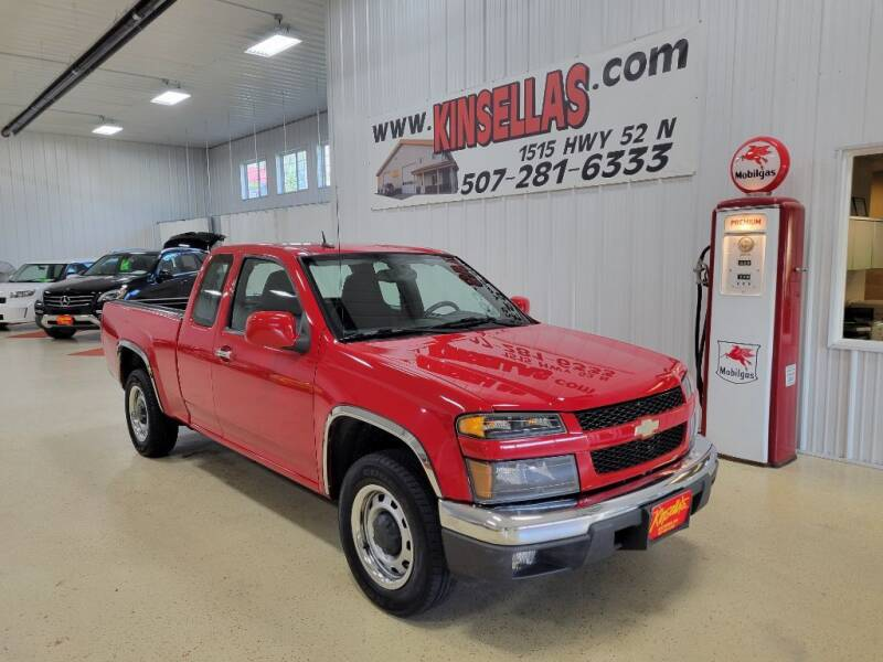 2010 Chevrolet Colorado for sale at Kinsellas Auto Sales in Rochester MN
