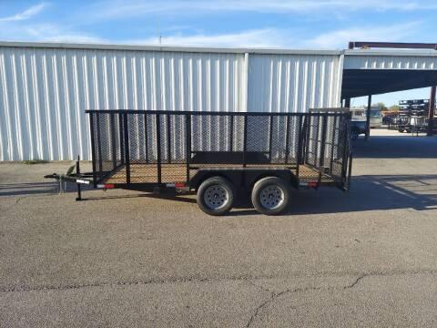 2021 Salvation  6x14 Trash for sale at Longhorn Motors in Belton TX