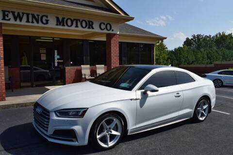 2018 Audi A5 for sale at Ewing Motor Company in Buford GA