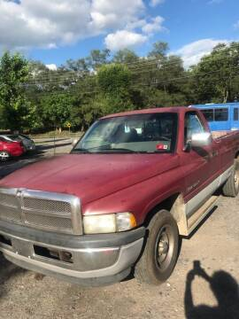 1994 Dodge Ram Pickup 1500 for sale at PREOWNED CAR STORE in Bunker Hill WV