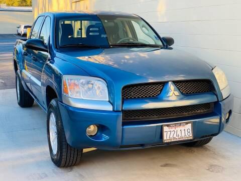 2006 Mitsubishi Raider for sale at Auto Zoom 916 in Rancho Cordova CA