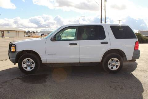 2002 Ford Explorer for sale at Epic Auto in Idaho Falls ID