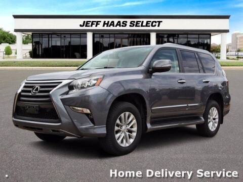 2015 Lexus GX 460 for sale at JEFF HAAS MAZDA in Houston TX