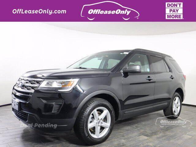 2019 Ford Explorer for sale in Orlando, FL