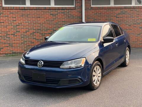2011 Volkswagen Jetta for sale at Eagle Auto Sales LLC in Holbrook MA