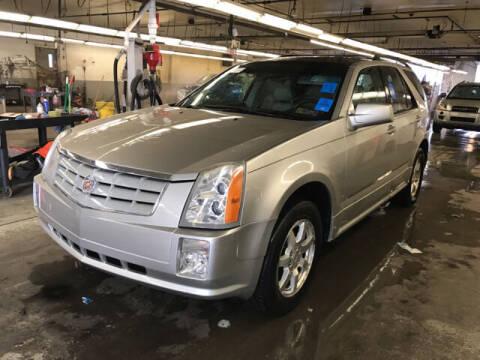 2008 Cadillac SRX for sale at Kansas Car Finder in Valley Falls KS