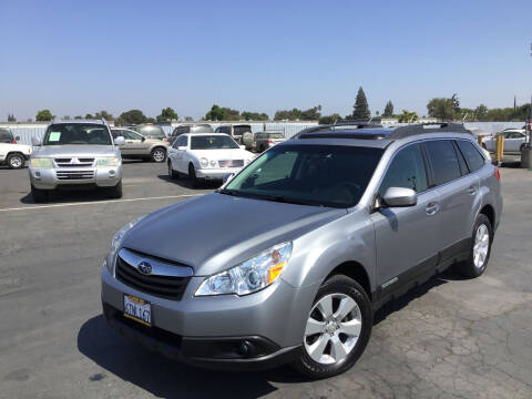 2010 Subaru Outback for sale at My Three Sons Auto Sales in Sacramento CA