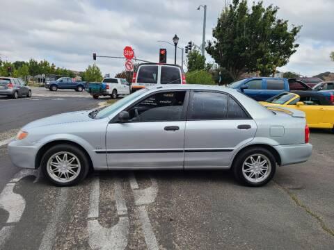 2002 Mazda Protege for sale at Coast Auto Sales in Buellton CA