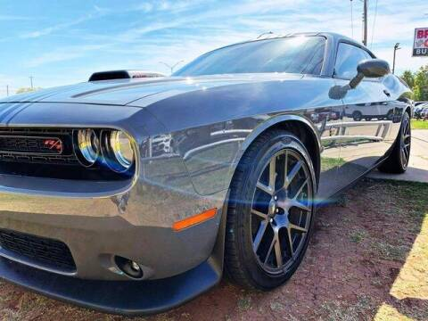 2019 Dodge Challenger for sale at Bryans Car Corner in Chickasha OK