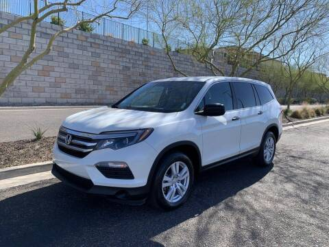 2017 Honda Pilot for sale at AUTO HOUSE TEMPE in Tempe AZ