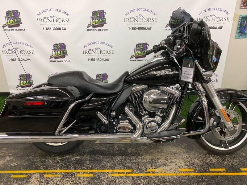 2015 Harley-Davidson FLHXS STREET GLIDE SPECIA