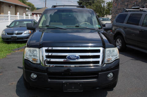 2007 Ford Expedition for sale at D&H Auto Group LLC in Allentown PA