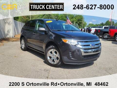 2013 Ford Edge for sale at Jamie Sells Cars 810 in Ortonville MI