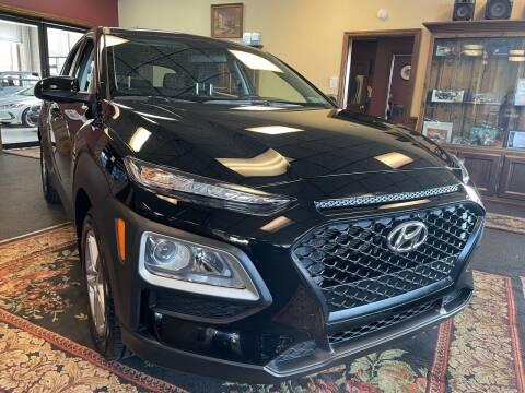 2018 Hyundai Kona for sale at John Warne Motors in Canonsburg PA