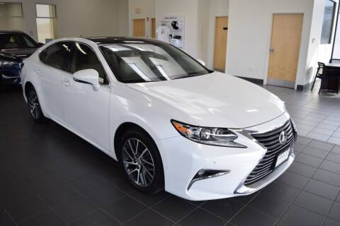 2017 Lexus ES 350 for sale at BMW OF NEWPORT in Middletown RI