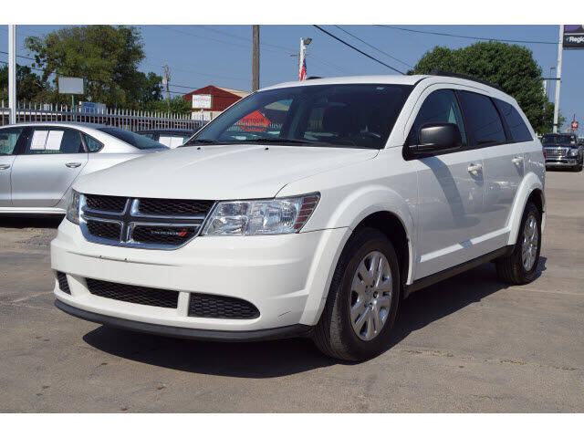 2016 Dodge Journey for sale at Watson Auto Group in Fort Worth TX