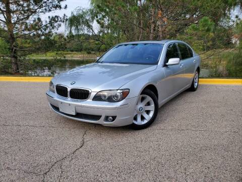 2008 BMW 7 Series for sale at Excalibur Auto Sales in Palatine IL