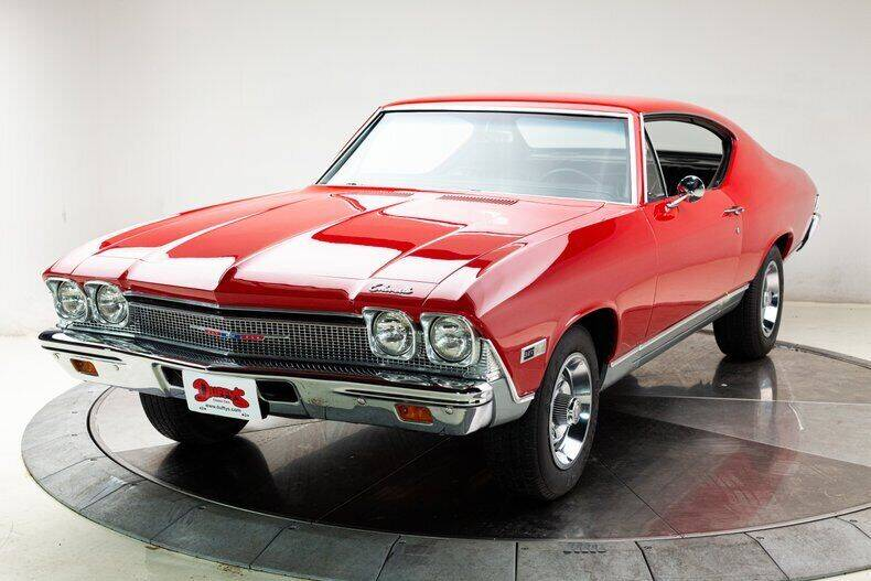 1968 Chevrolet Chevelle for sale at Duffy's Classic Cars in Cedar Rapids IA