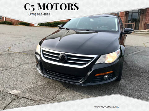 2009 Volkswagen CC for sale at C5 Motors in Marietta GA