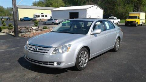 2007 Toyota Avalon for sale at EXPO AUTO GROUP in Perry OH