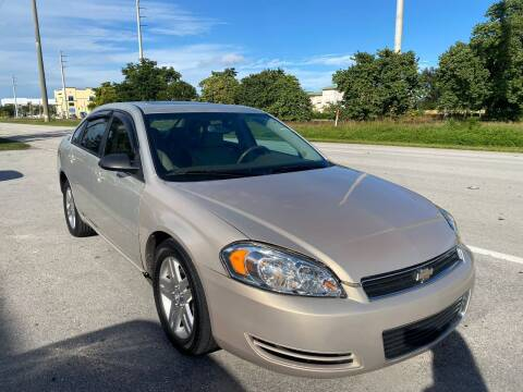 2008 Chevrolet Impala for sale at UNITED AUTO BROKERS in Hollywood FL