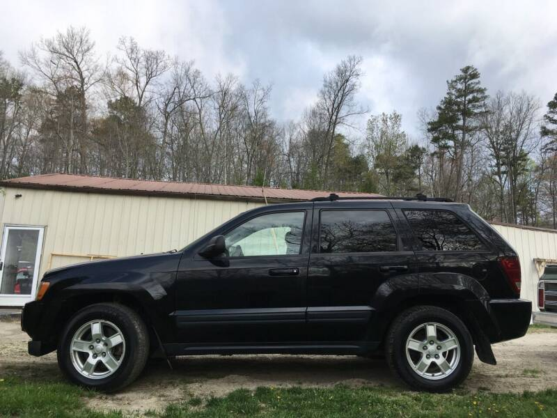 2006 Jeep Grand Cherokee for sale at Craig's Auto Sales Inc. in Olive Hill KY