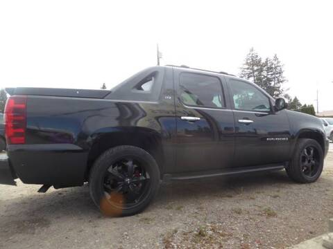 2008 Chevrolet Avalanche for sale at VALLEY MOTORS in Kalispell MT