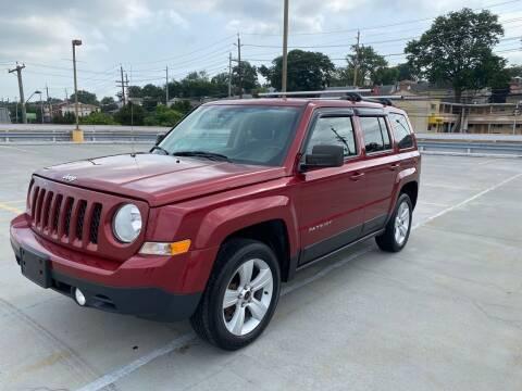 2013 Jeep Patriot for sale at JG Auto Sales in North Bergen NJ