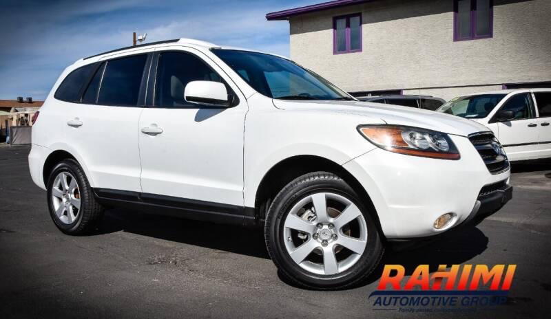 2008 Hyundai Santa Fe for sale at Rahimi Automotive Group in Yuma AZ