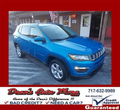 2017 Jeep Compass for sale at Dean's Auto Plaza in Hanover PA