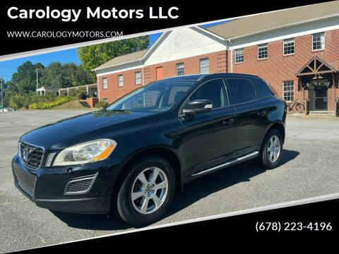 2012 Volvo XC60 for sale at Carology Motors LLC in Marietta GA